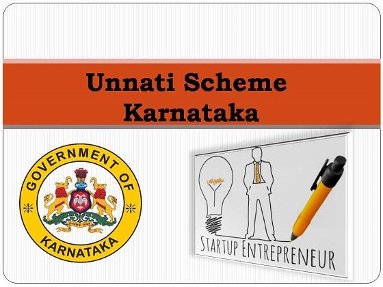 Unnati Scheme-SC/ST Karnataka Scheme Details & Registration