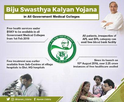 Biju Swasthya Kalyan Yojana 2019