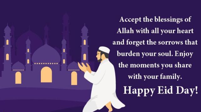Eid Mubarak 2019 Images, Wishes Eid ul-Fitr Quotes, Greetings Download
