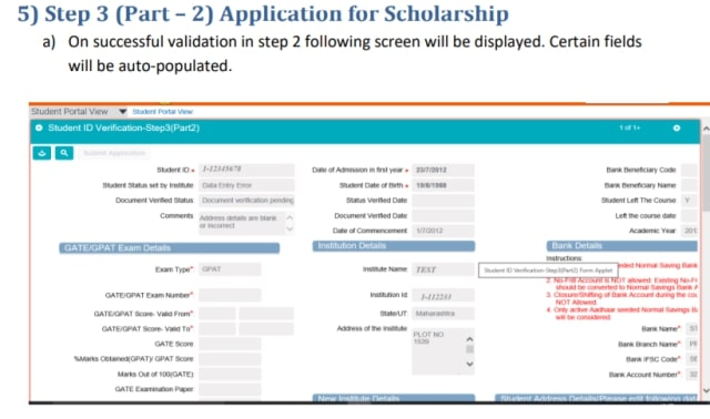 Apply GATE/GPAT Scholarship