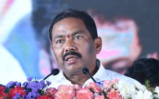 Pinipe Viswarup has got the charge of Ministty of Social Welfare