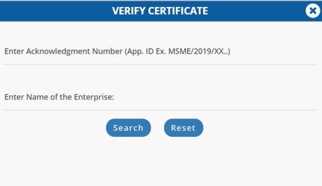 Verify certificate at rajudyogmitra.rajasthan.gov.in