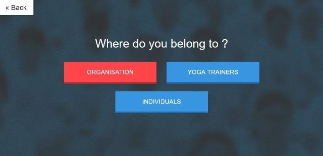 Registration International Yoga Day 2019