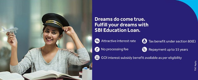 SBI Education Loan Scheme