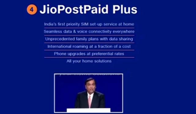 JIO Fiber Welcome Offer Benefits