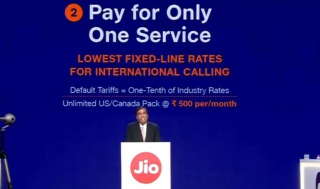 JIO Fiber Welcome Offer Details