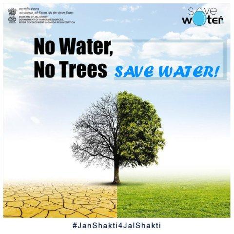 Jal Shakti Water Saving and awareness program