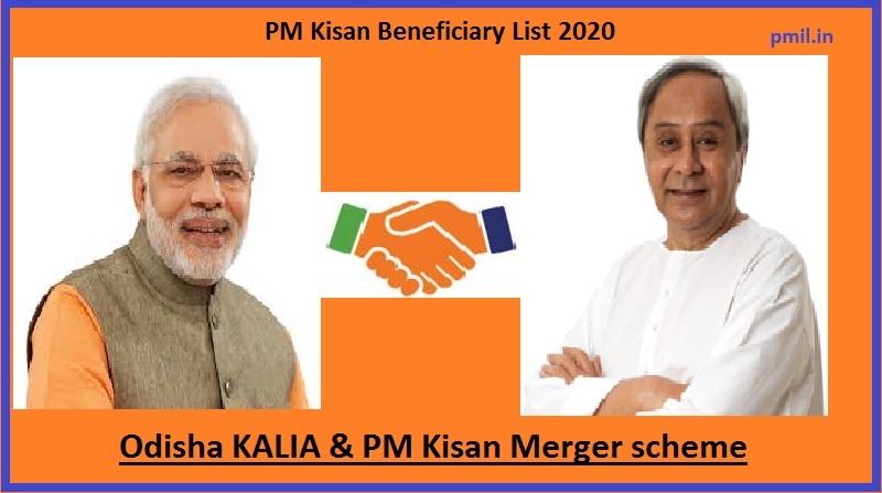 Odisha PM Kisan Samman Nidhi Yojana beneficiary List