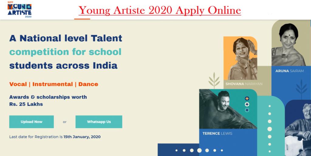 Young Artiste