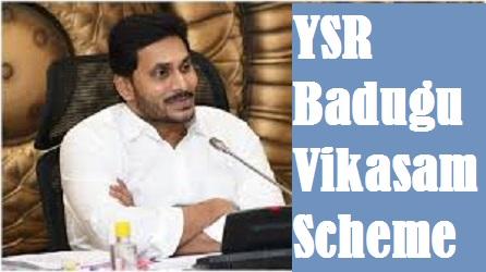 YSR Badugu Vikasam