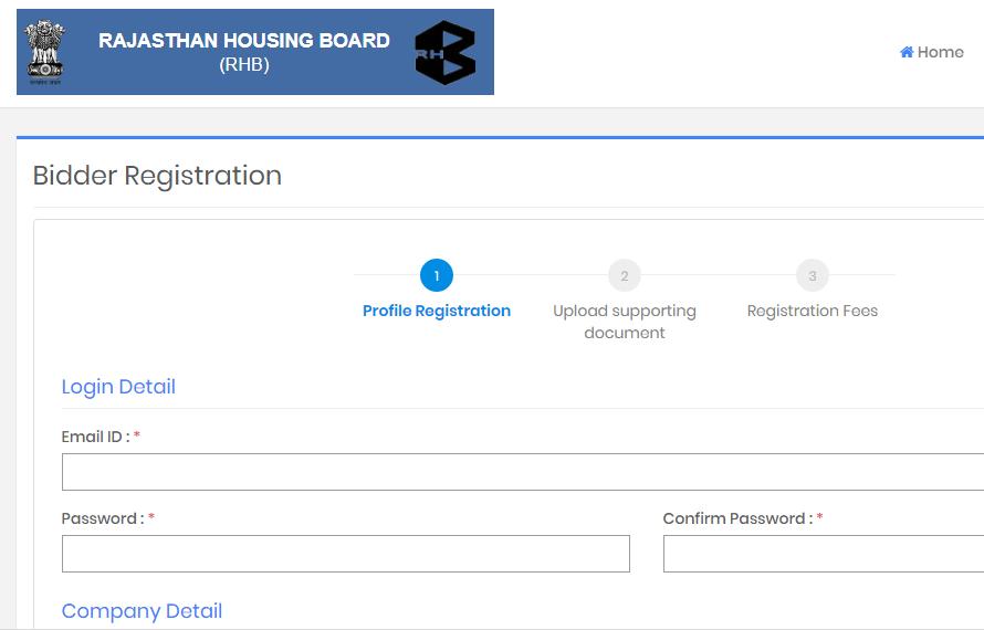 RHB Registration