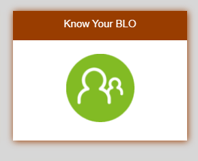 Know Your BLO